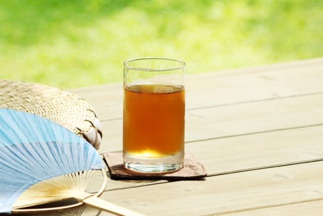 グルテン 麦茶
