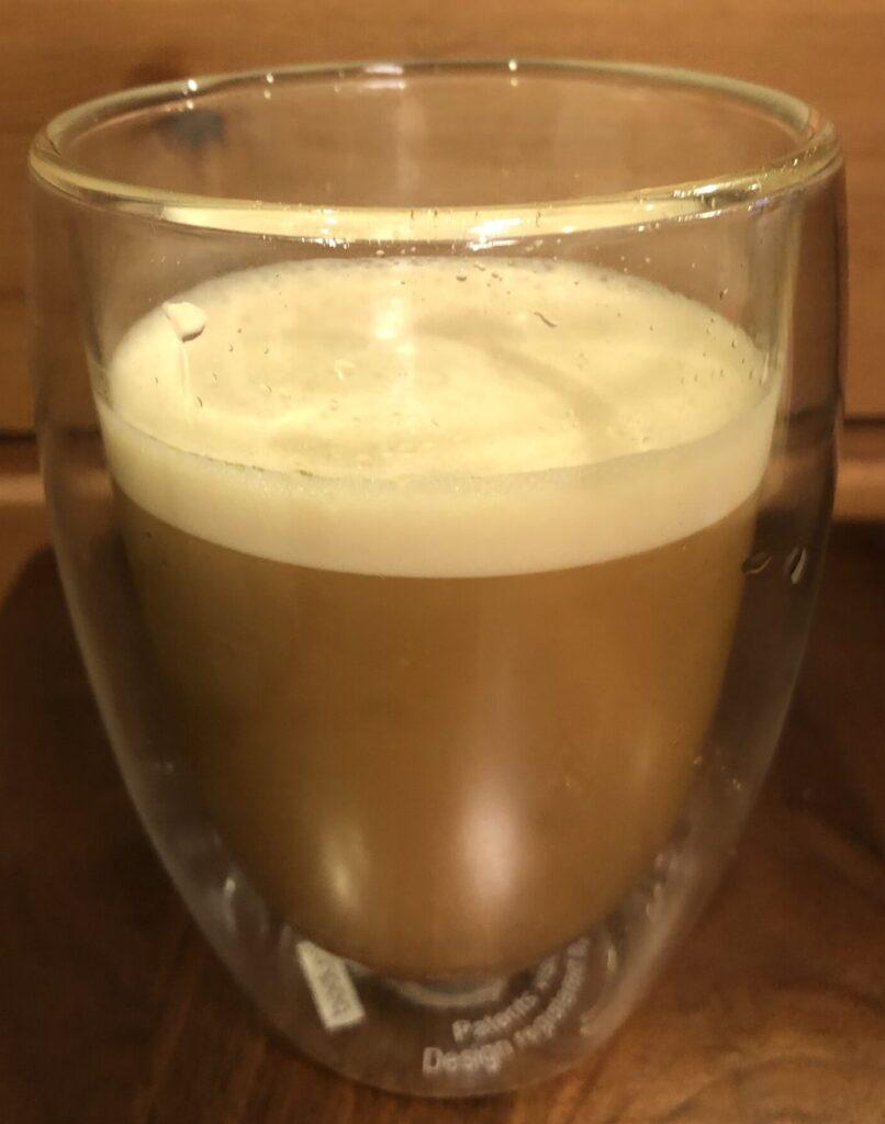 ブレンダーを使ったバターコーヒー